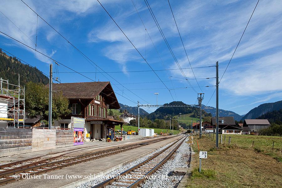 "Bahnhof ""Rougemont"""