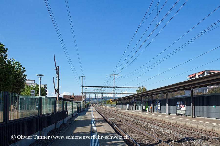 """Bahnhof """"Rubigen"""""""