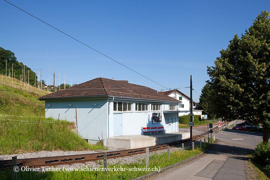 """Bahnhof """"Ruderbach"""""""
