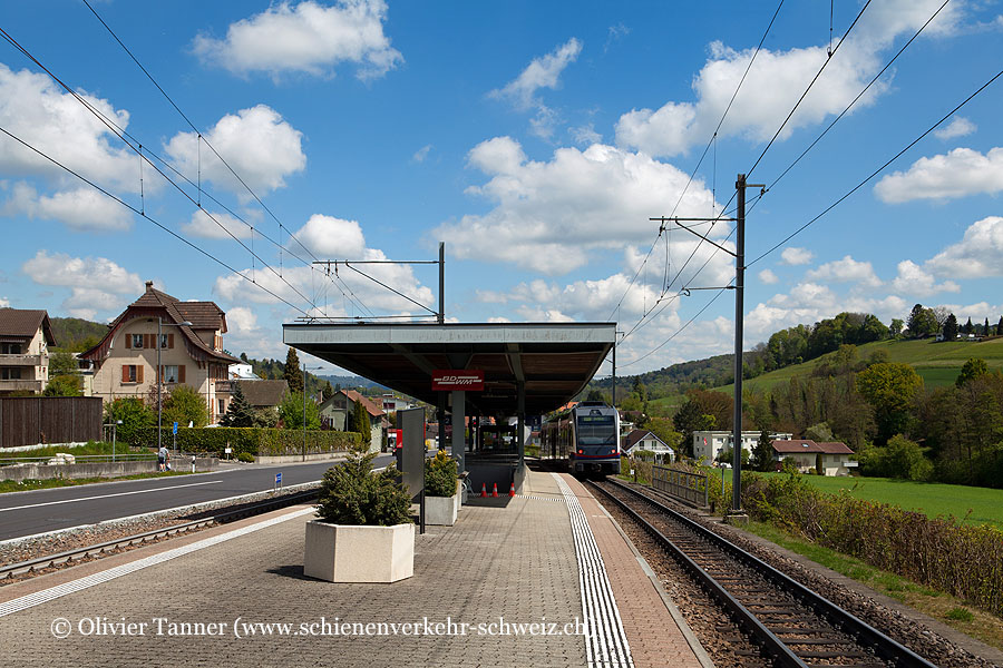 "Bahnhof ""Rudolfstetten Hofacker"""