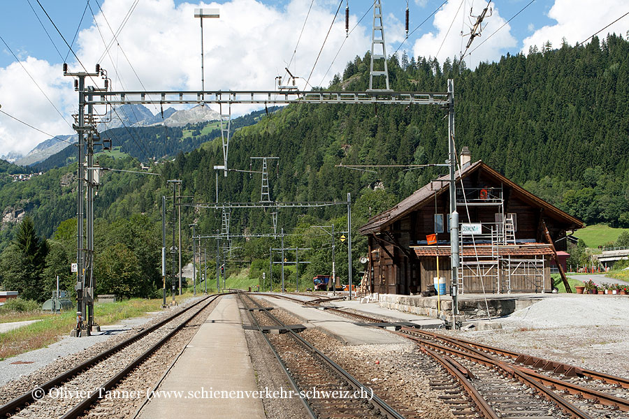"Bahnhof ""Rueun"""
