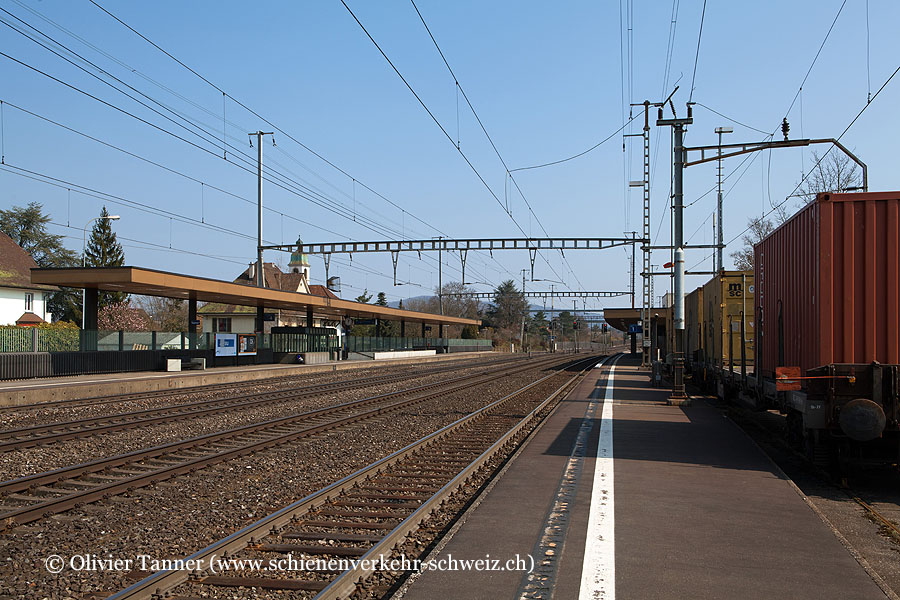 "Bahnhof ""Rupperswil"""