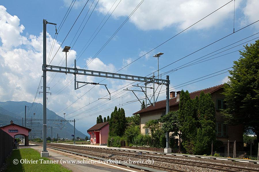 """Bahnhof """"S. Antonino"""""""