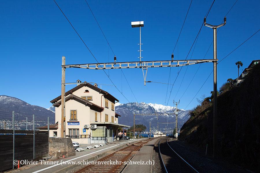 """Bahnhof """"S. Nazzaro"""""""