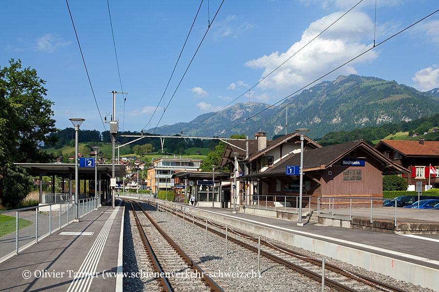 "Bahnhof ""Sachseln"""