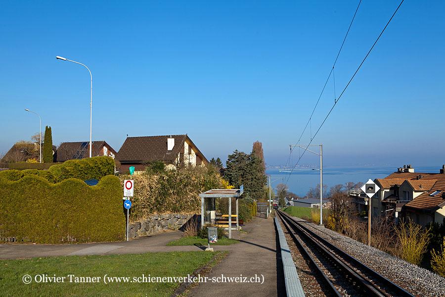 """Bahnhof """"Sandbüchel"""""""