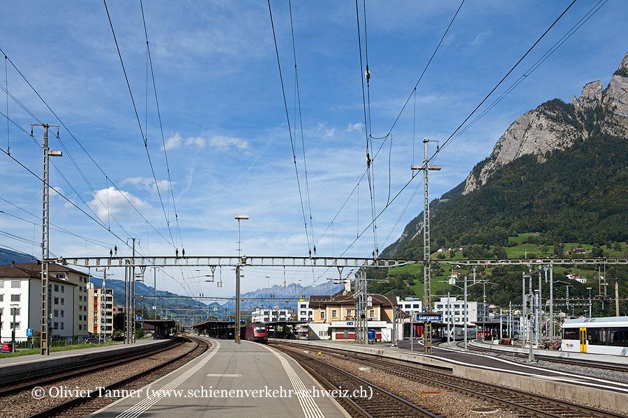 """Bahnhof """"Sargans"""""""