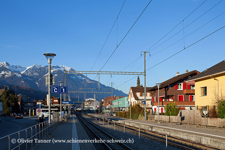 "Bahnhof ""Sarnen"""