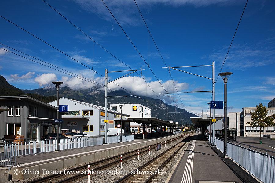"Bahnhof ""Sarnen Nord"""