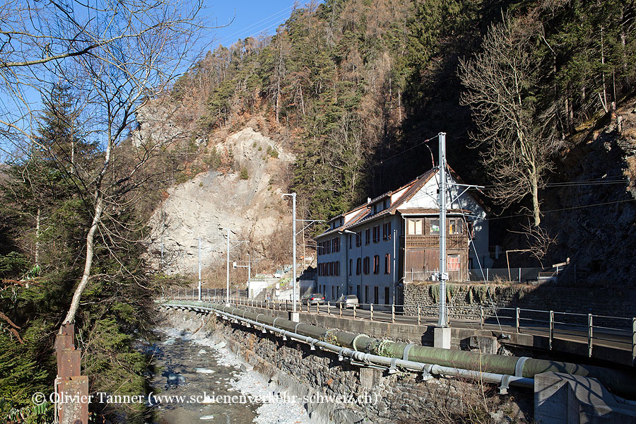 """Bahnhof """"Sassal"""""""