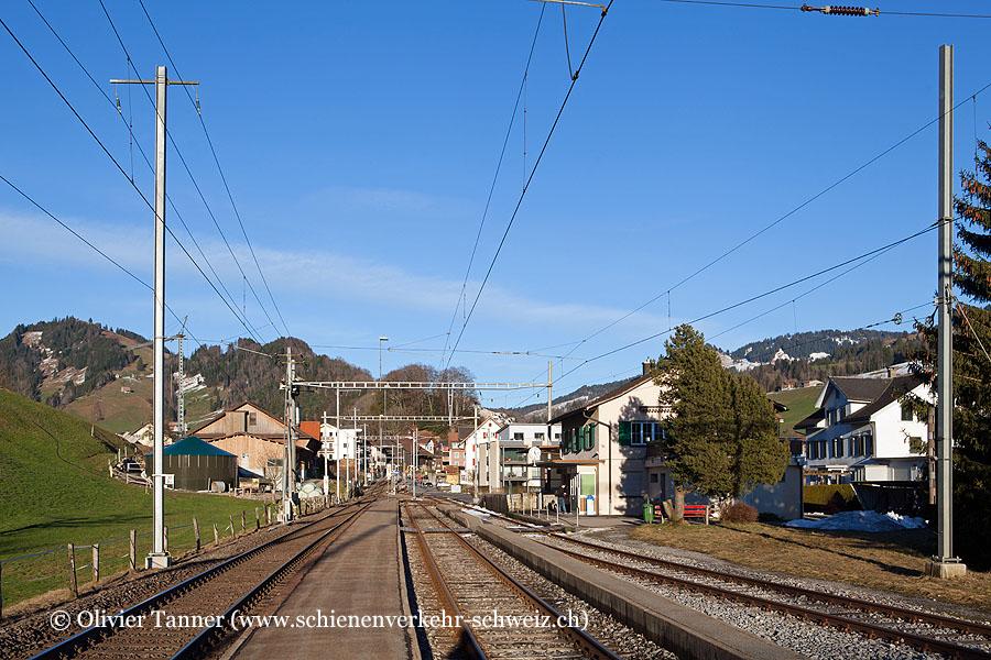 """Bahnhof """"Sattel-Aegeri"""""""