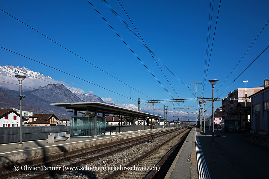 "Bahnhof ""Saxon"""