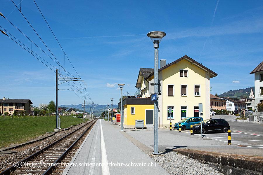"""Bahnhof """"Schänis"""""""