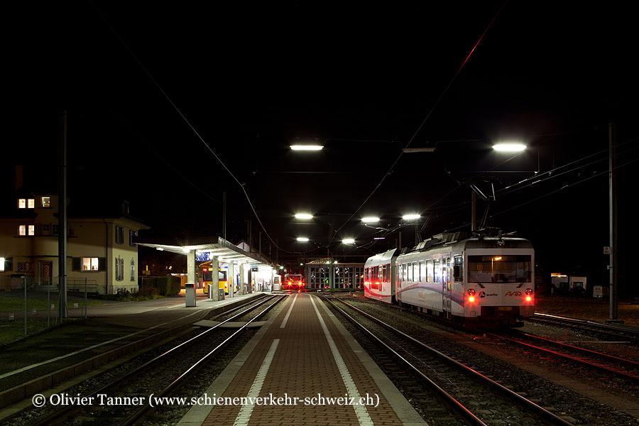 """Bahnhof """"Schöftland"""""""