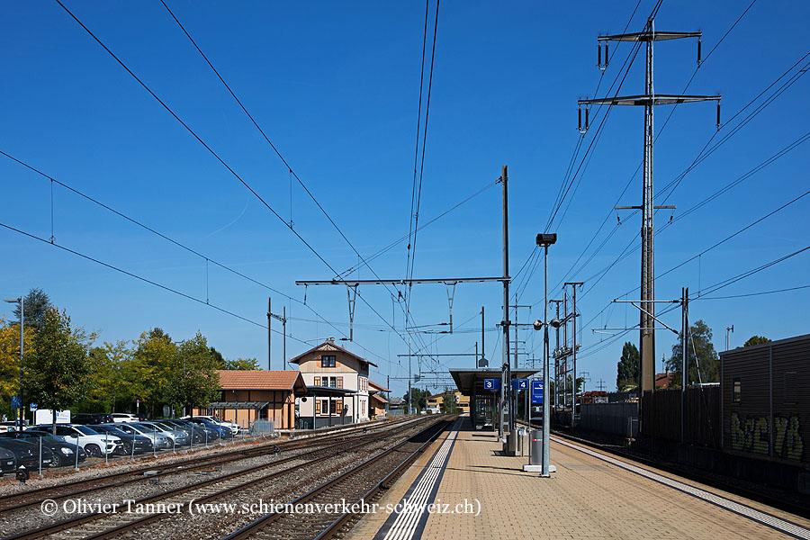 """Bahnhof """"Schönbühl SBB"""""""
