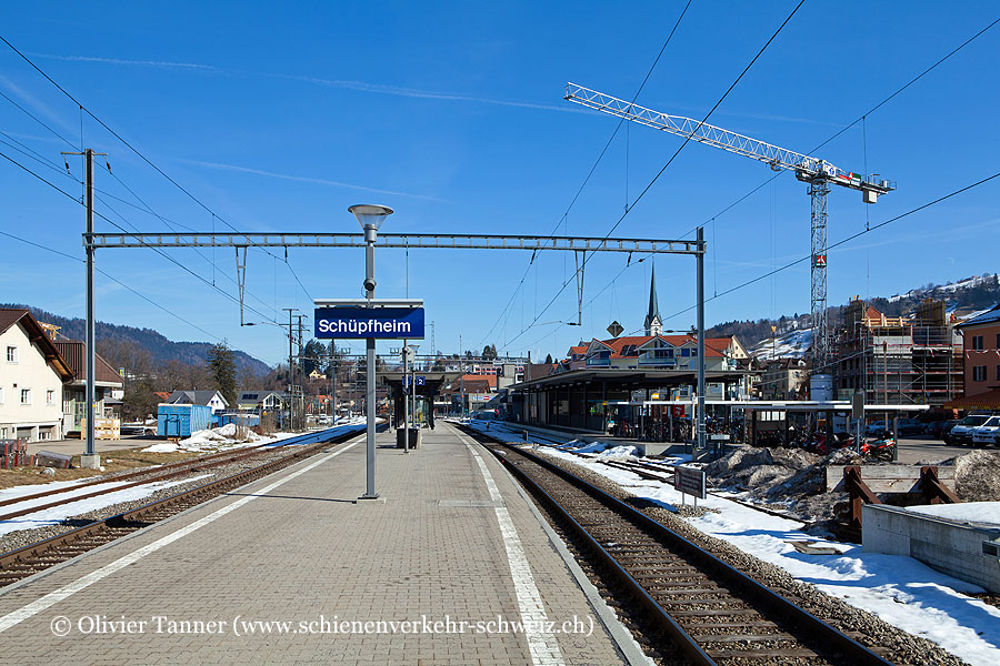 "Bahnhof ""Schüpfheim"""