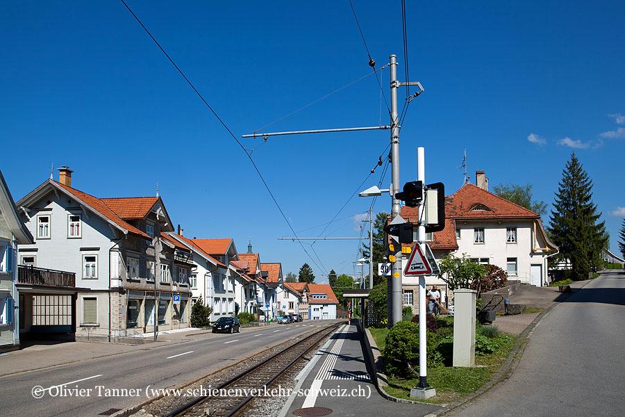 """Bahnhof """"Schützengarten"""""""