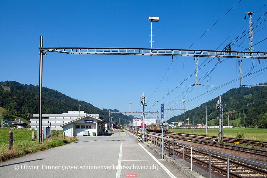 """Bahnhof """"Schachen LU"""""""