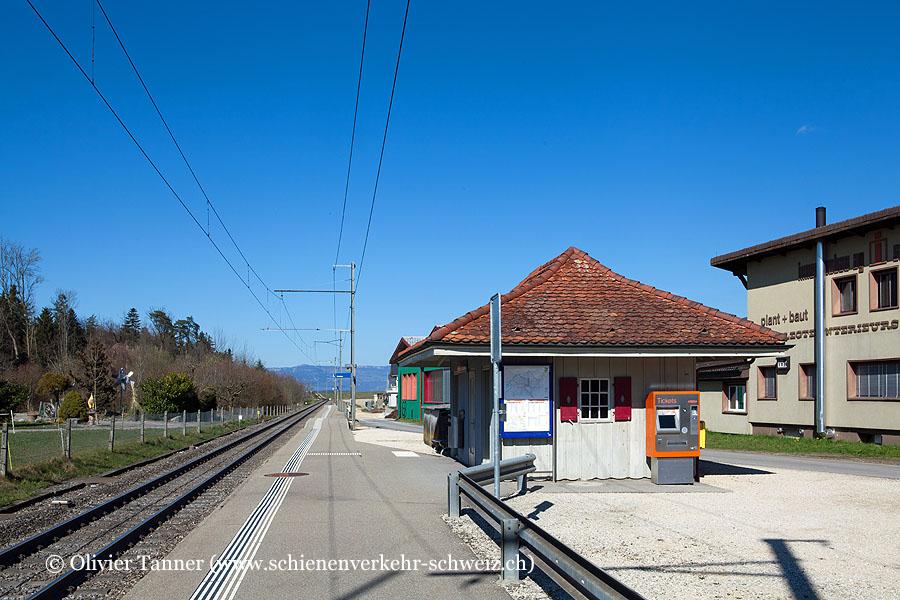"""Bahnhof """"Schalunen"""""""