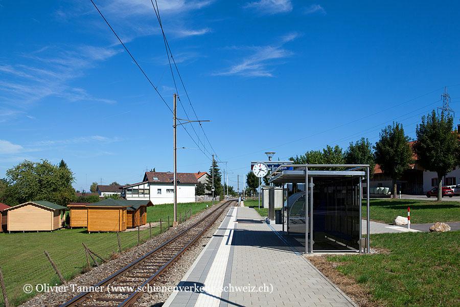 """Bahnhof """"Scharnageln"""""""