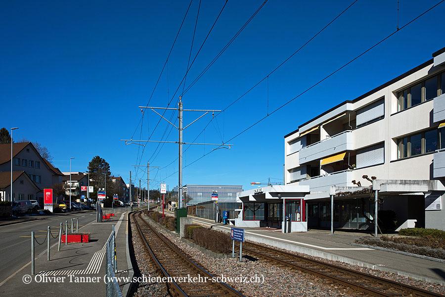 """Bahnhof """"Scheuren"""""""