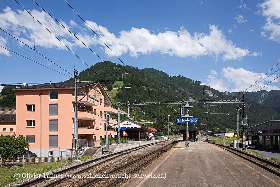 """Bahnhof """"Schiers"""""""