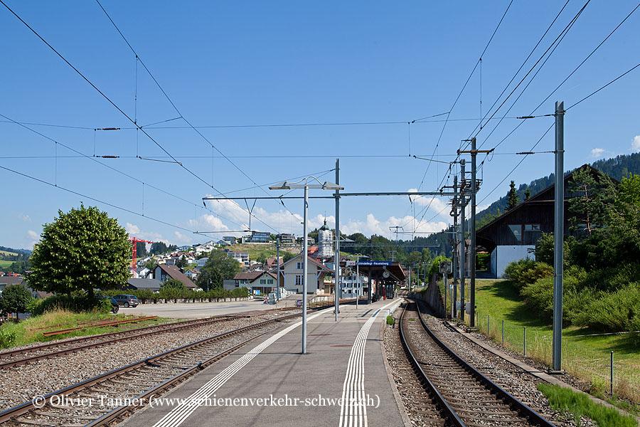 """Bahnhof """"Schindellegi-Feusisberg"""""""