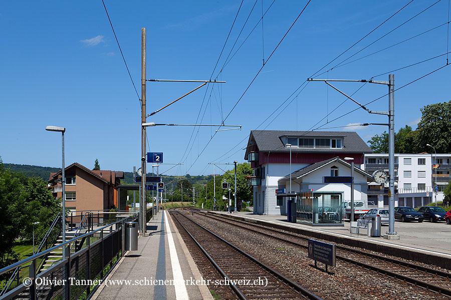 """Bahnhof """"Schinznach Bad"""""""