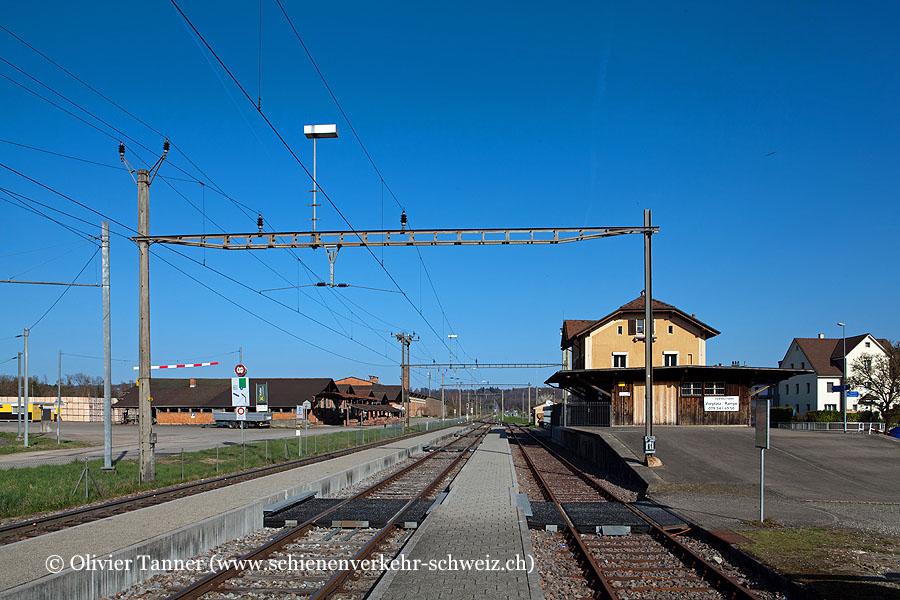 """Bahnhof """"Schlatt"""""""