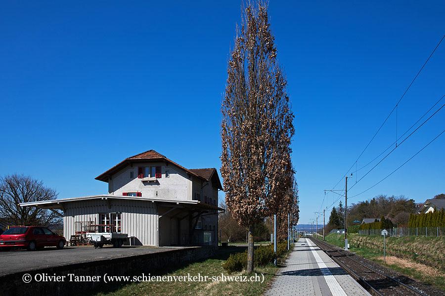 "Bahnhof ""Schlattingen"""