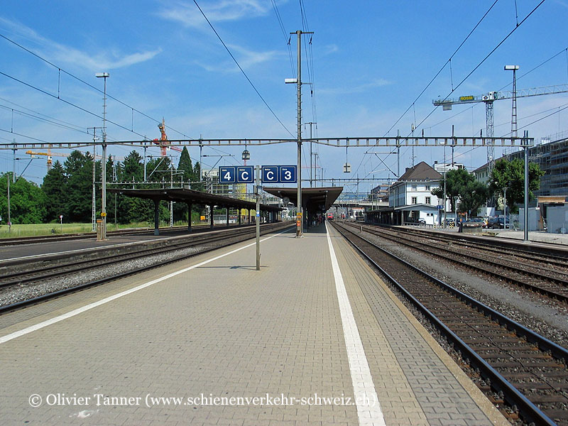 """Bahnhof """"Schlieren"""""""