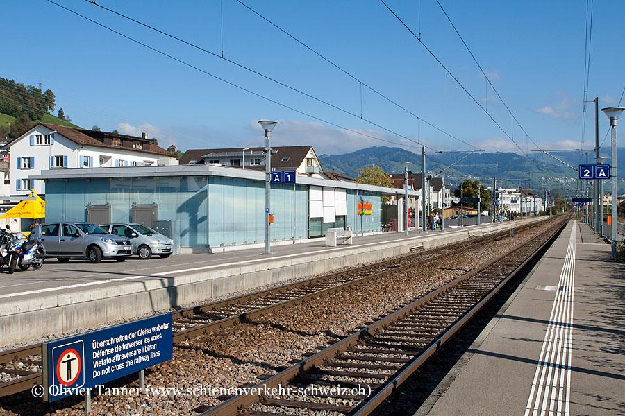 """Bahnhof """"Schmerikon"""""""