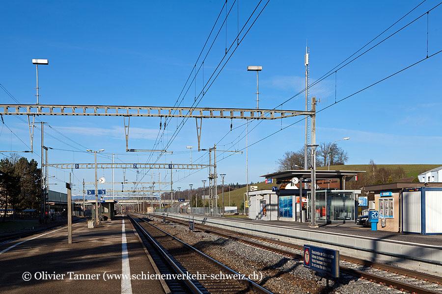 """Bahnhof """"Schmitten"""""""