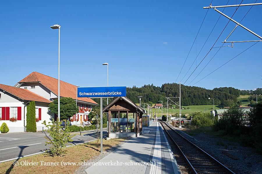 "Bahnhof ""Schwarzwasserbrücke"""