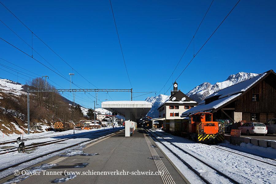 """Bahnhof """"Scuol-Tarasp"""""""