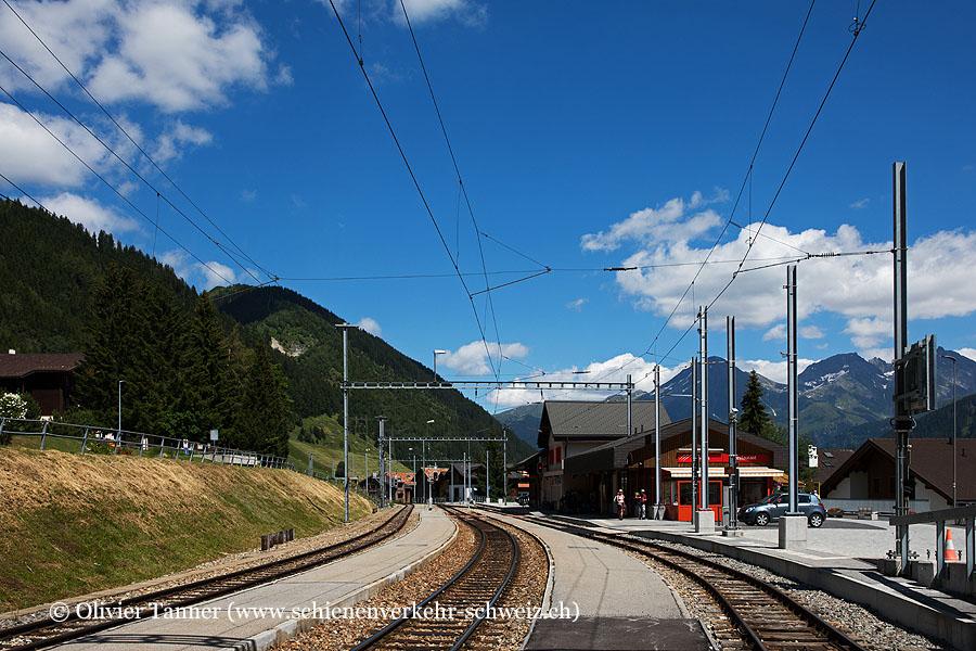 "Bahnhof ""Sedrun"""