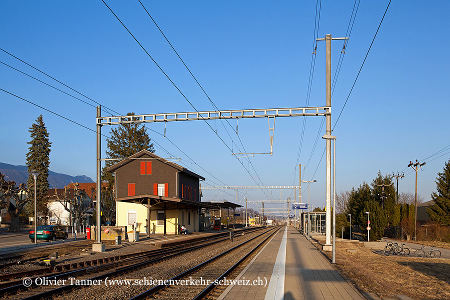 "Bahnhof ""Selzach"""