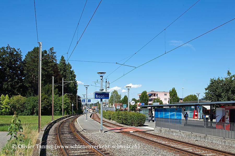 "Bahnhof ""Seon"""