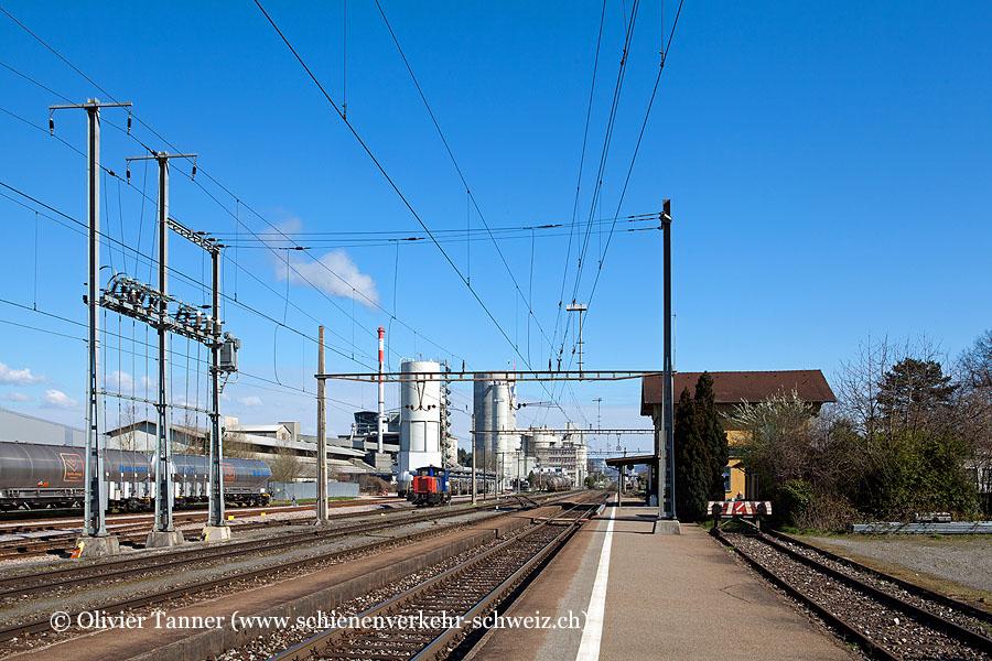 """Bahnhof """"Siggenthal-Würenlingen"""""""