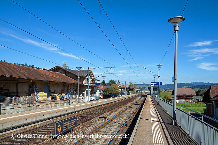 "Bahnhof ""Signau"""