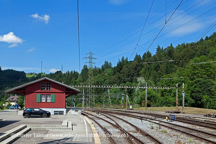 """Bahnhof """"Sihlbrugg"""""""