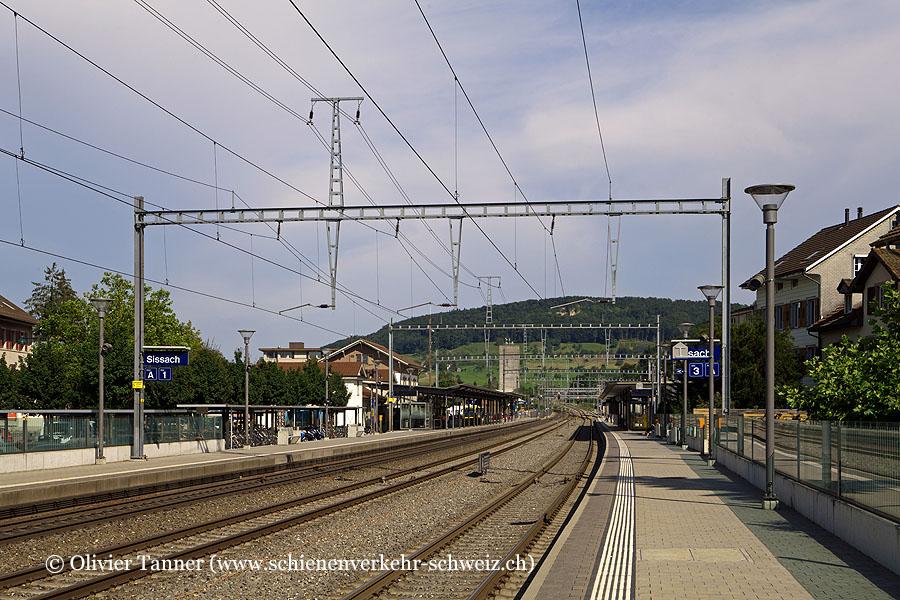 "Bahnhof ""Sissach"""