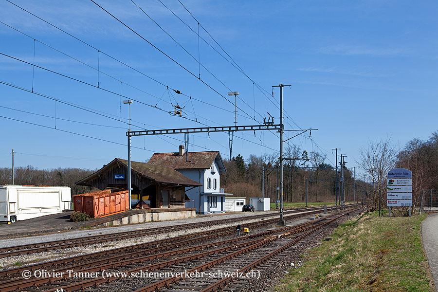 "Bahnhof ""Sisseln"""