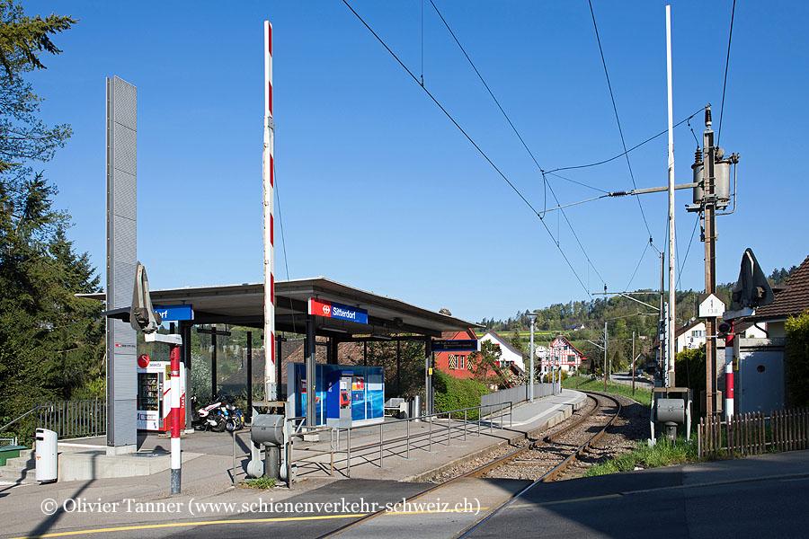 """Bahnhof """"Sitterdorf"""""""