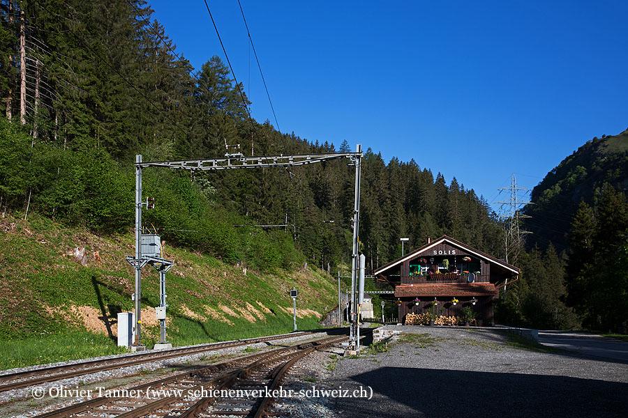 "Bahnhof ""Solis"""