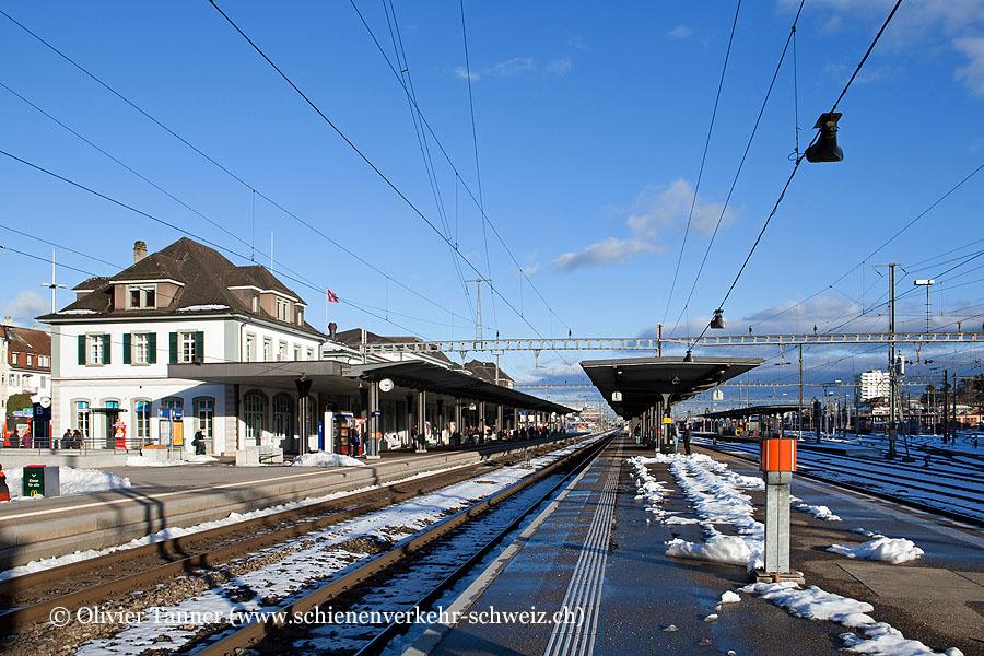 "Bahnhof ""Solothurn"""