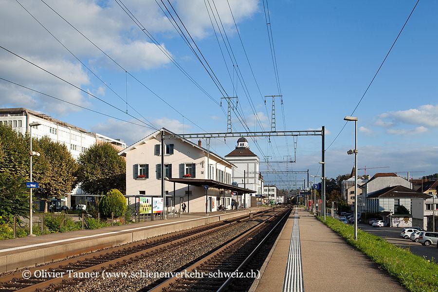 "Bahnhof ""Solothurn West"""