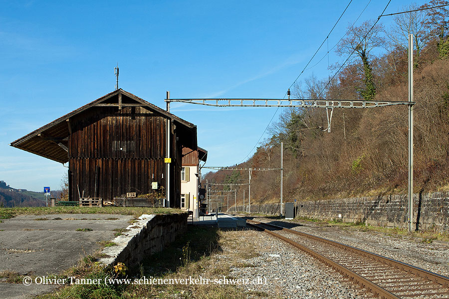 """Bahnhof """"Sommerau"""""""