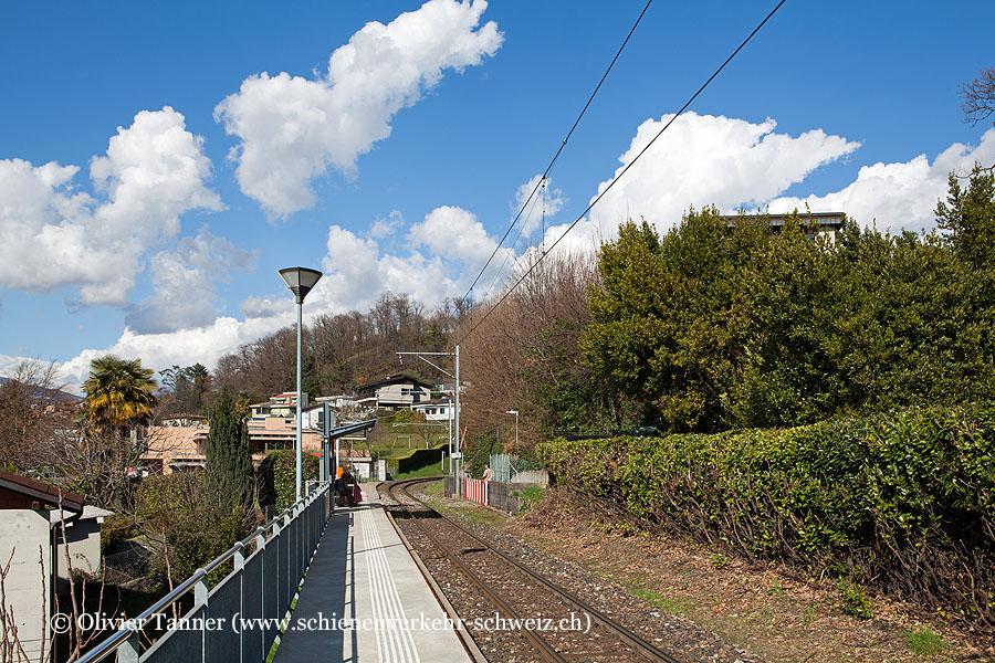 """Bahnhof """"Sorengo"""""""