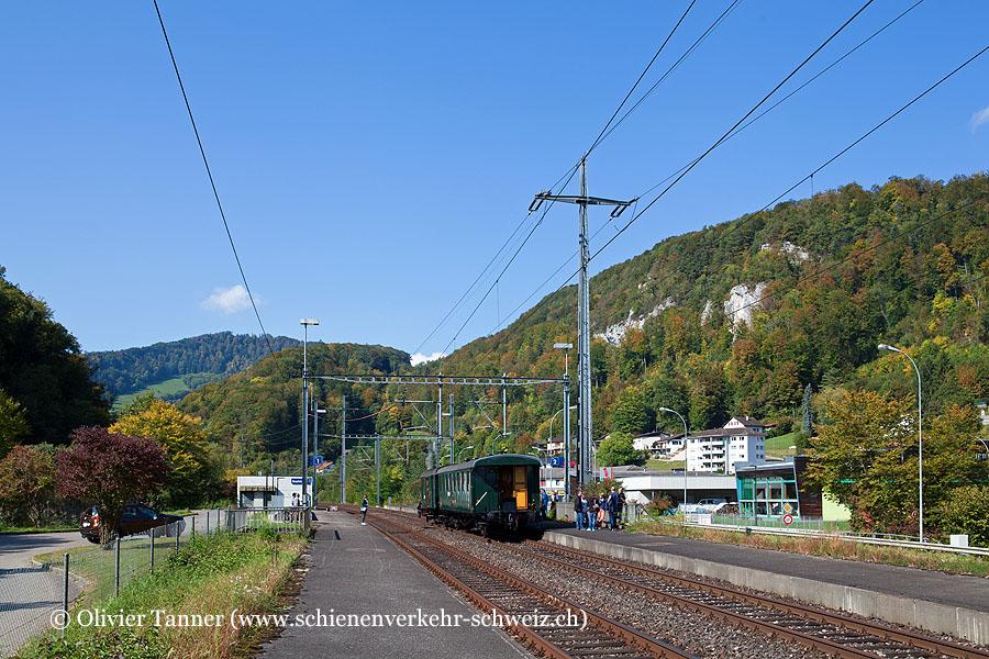 """Bahnhof """"Soyhières"""""""